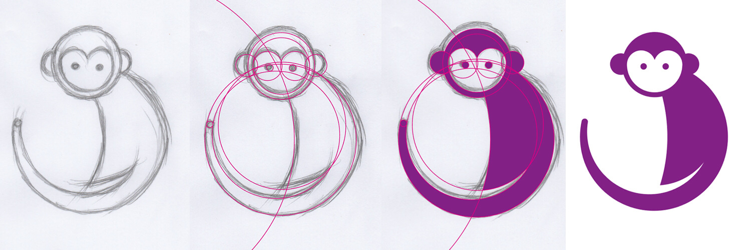 Illustrating Animals With 13 Circles: A Drawing Challenge