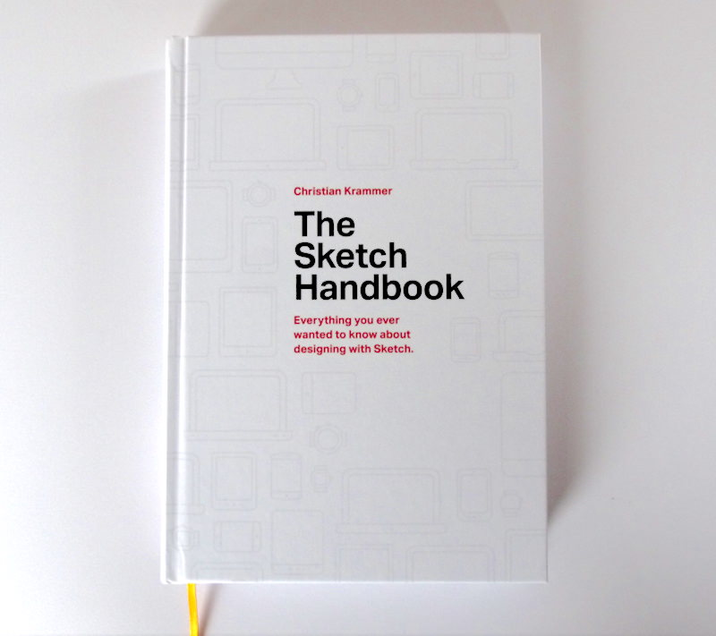 Get the new Sketch Handbook by Christian Krammer