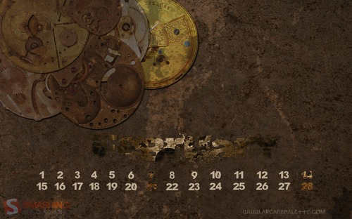 steampunk girl desktop wallpaper