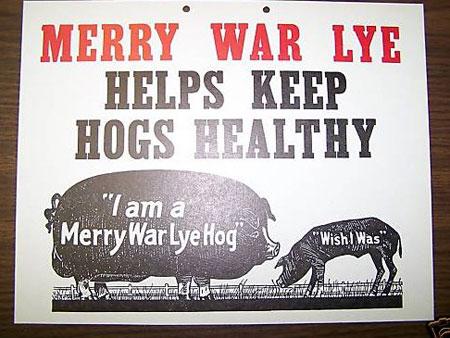 Merry War Lye