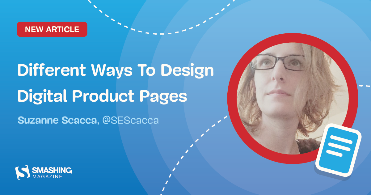Different Ways To Design Digital Product Pages