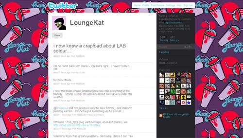 @LoungeKat