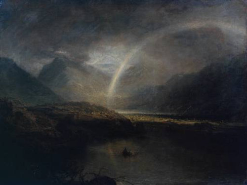 Oil Painting by JMW Turner