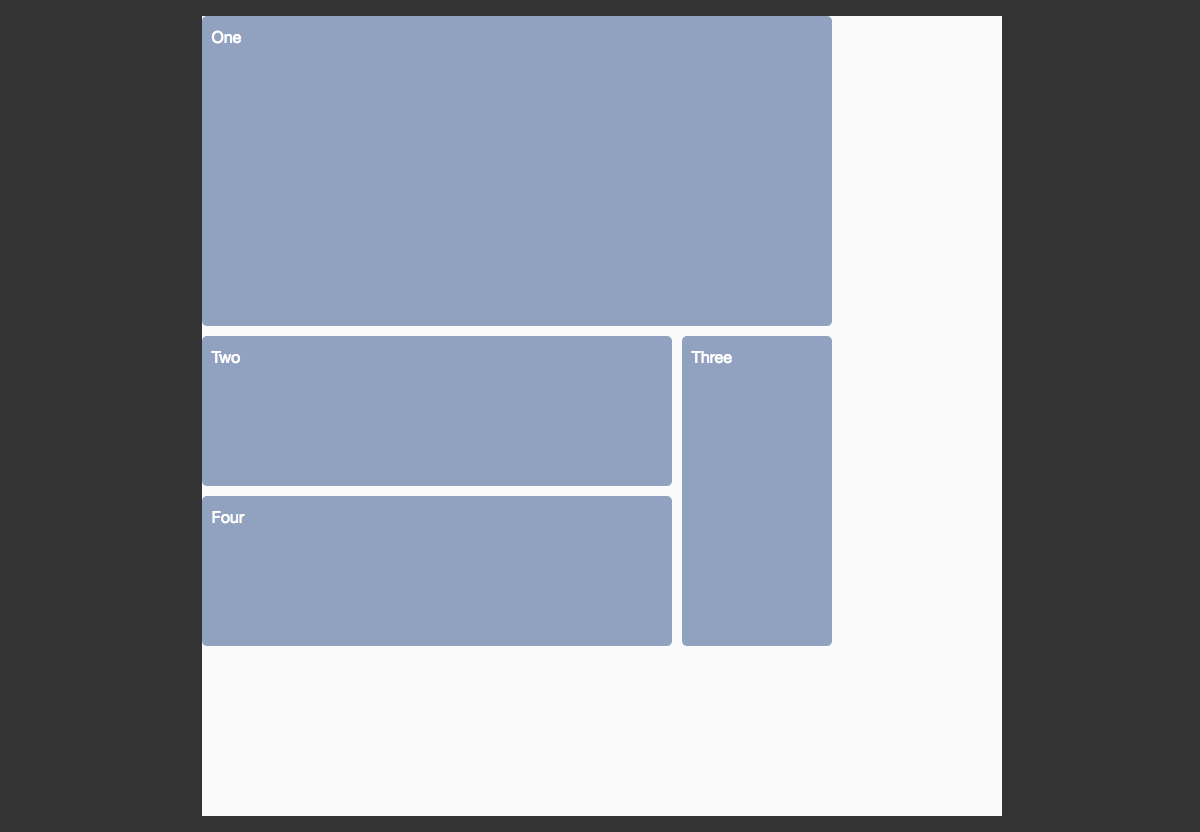 The New Layout Standard For The Web: CSS Grid, Flexbox And