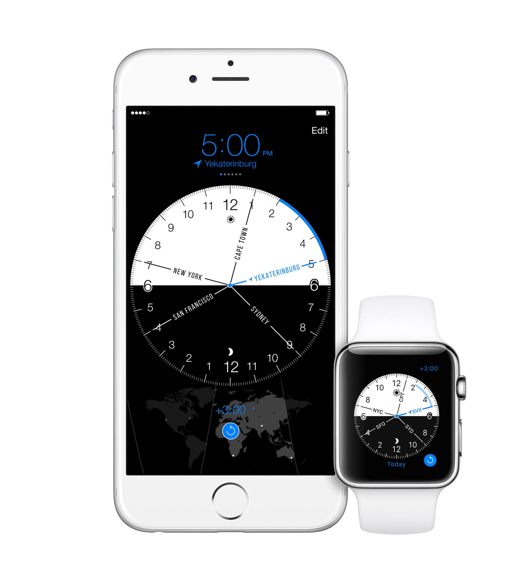 How We Designed And Built Our First Apple Watch App