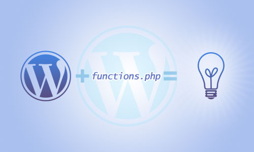 WordPress Functions.php overview