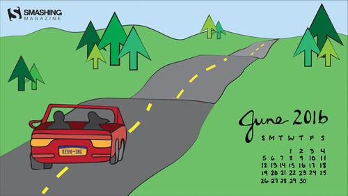 Designer's Road Trip