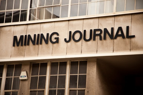Wayfinding and Typographic Signs - mining-journal