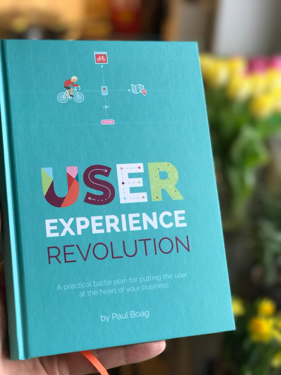 The UX Revolution Hardcover