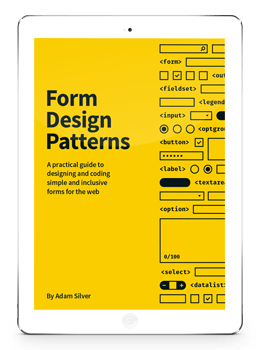 Form Design Patterns (eBook)