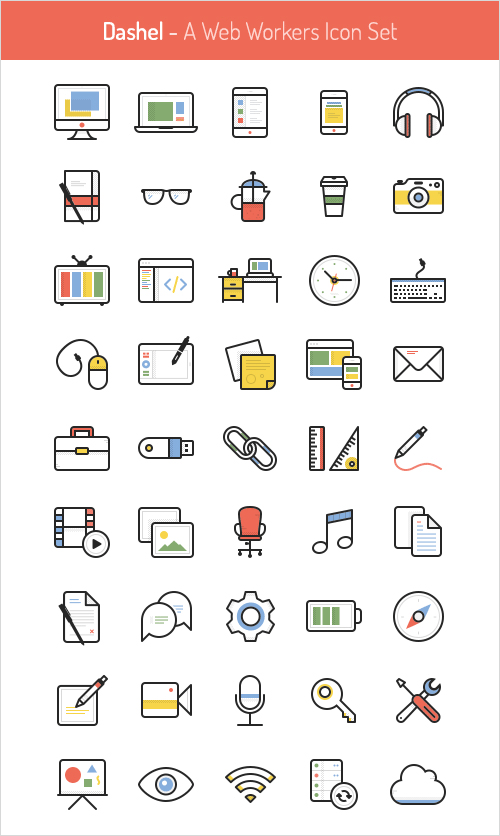 iconset freebie