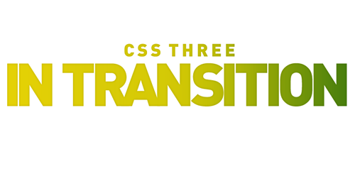 CSS Three In Transition