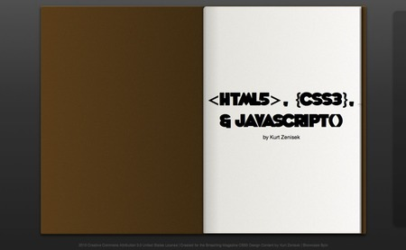 CSS3 Designs For Free Download - css3-a-book-full