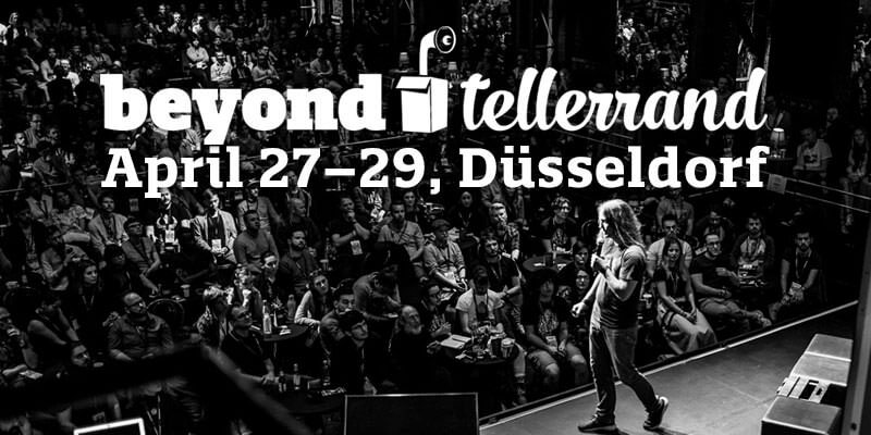 beyond tellerrand // DÜSSELDORF 2020