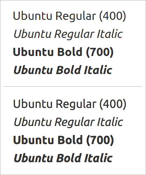 2_unique_font-families