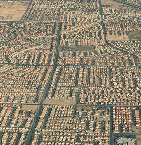 Las Vegas City Grid