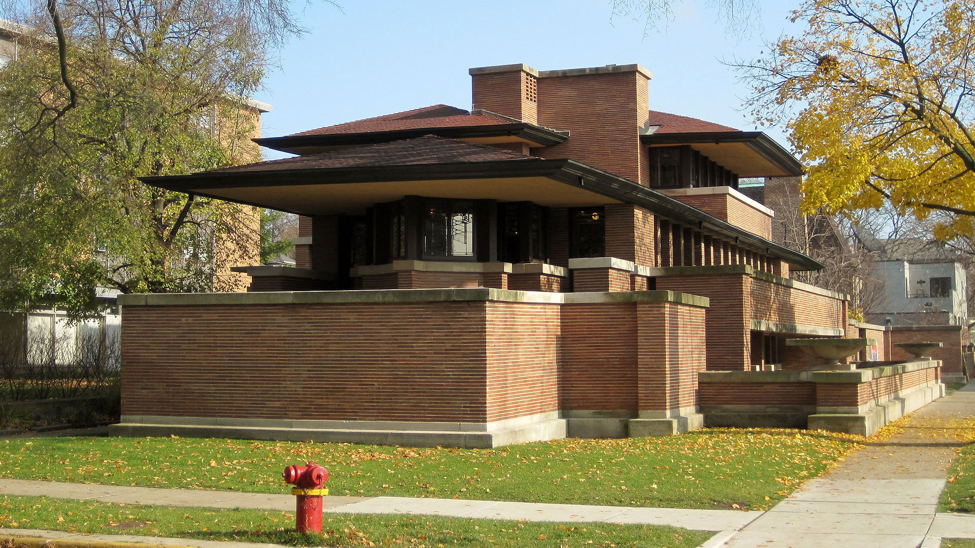 A frank lloyd wright approach to digital design smashing for Franks homes