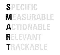UX S.M.A.R.T. goal criteria.
