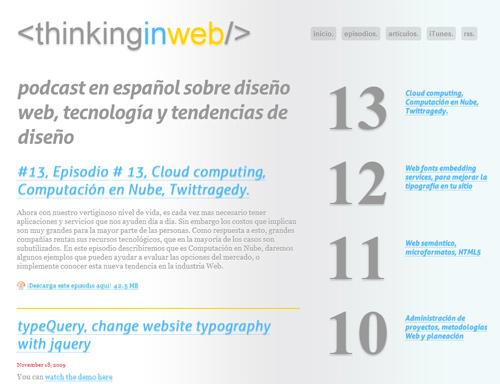 <thinkinginweb/>