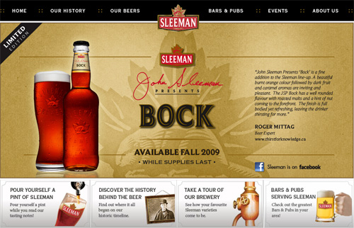 Sleeman Breweries Ltd.