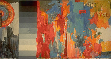Pop Art Showcase - Jasper Johns