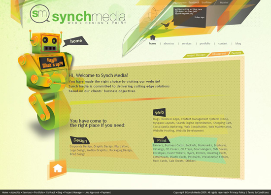 synch-media