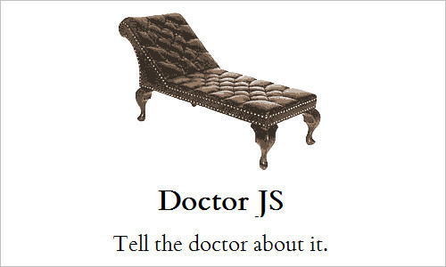 Doctor JS