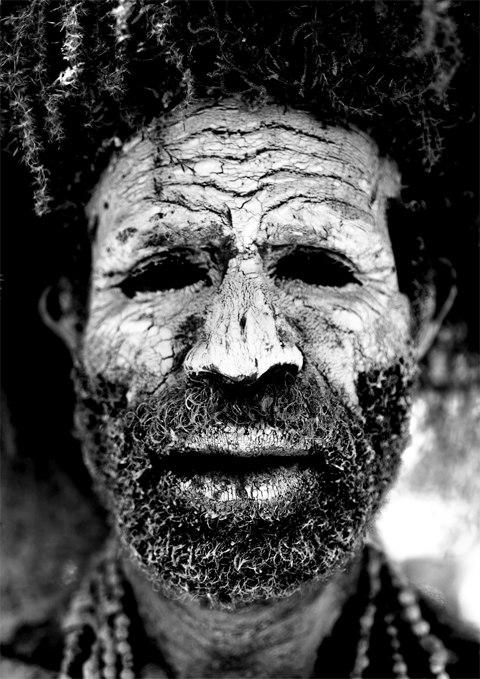 Chimbu Dead Man.