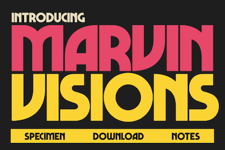 Marvin Visions
