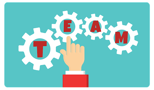It's important to bring in team member strengths at every turn. Standing in the way of this are beliefs about what roles should and should not do. Teamwork is key.