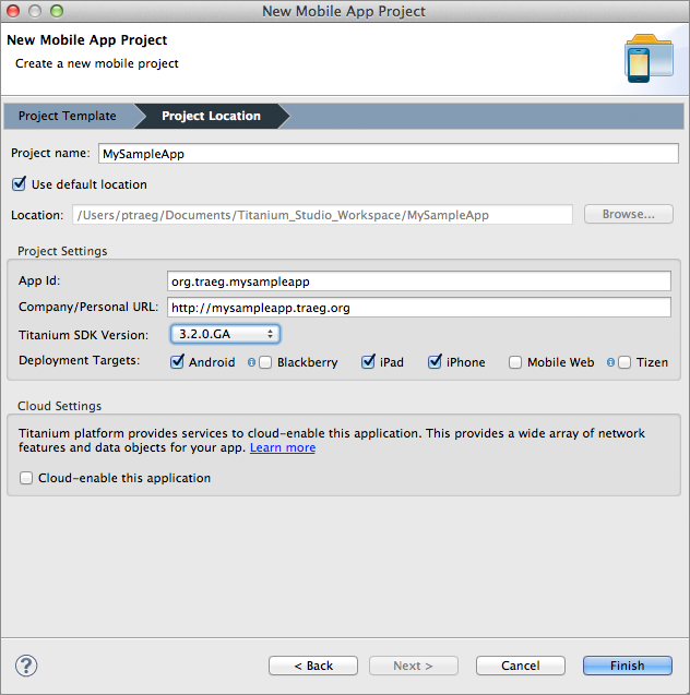 Four Ways To Build A Mobile Application, Part 4: Appcelerator