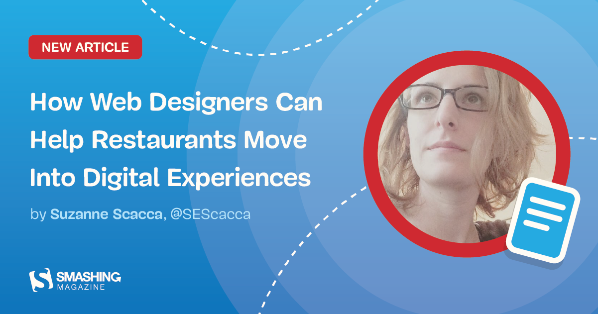 How Web Designers Can Help Restaurants Move Into Digital Experiences