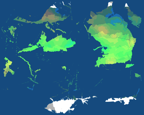World Engine Map