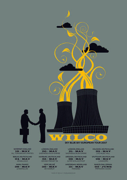 Wilco by Mike Klay