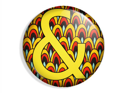 Pins, Badges and Buttons - Ampersand