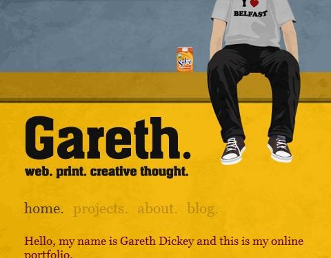 Gareth Dickey