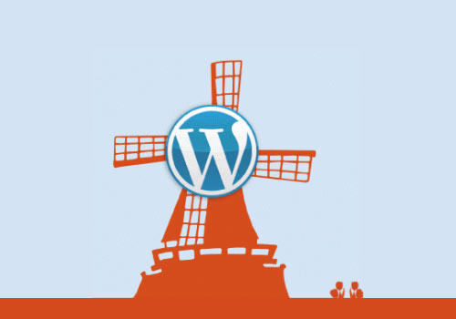 WordCamp netherlands logo