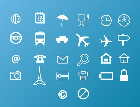 Free Icons Round-Up - iPhone UI Icon Set