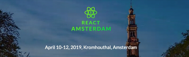 React Amsterdam 2019