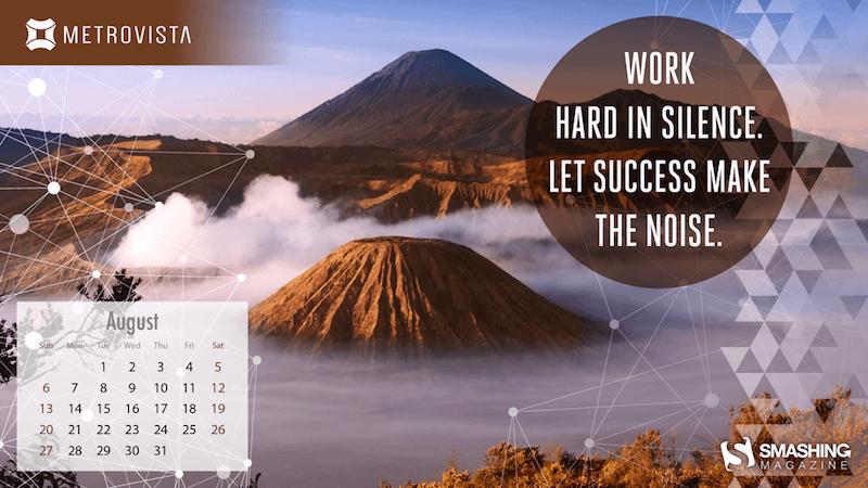 Let Success Make The Noise