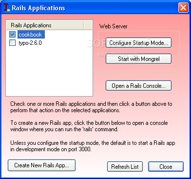 Instant Rails