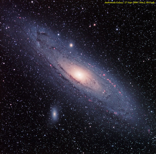 Space Photography - Andromeda Galaxy