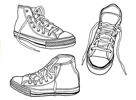 Sneaker Vectors