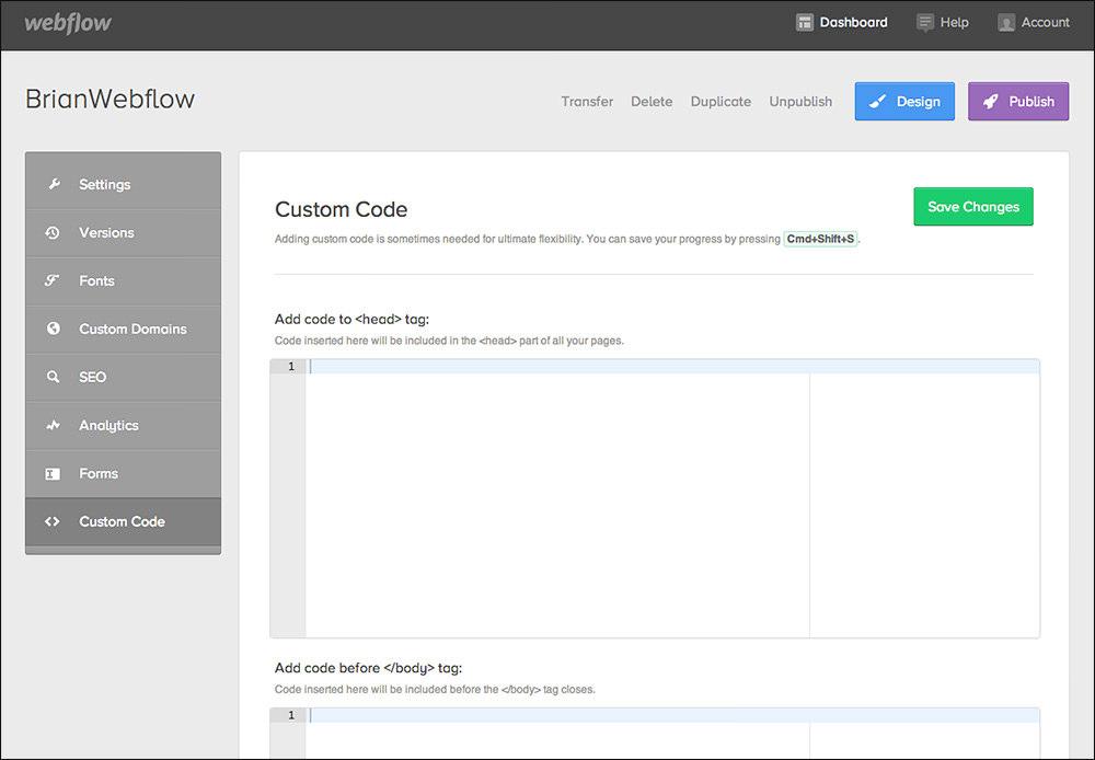Next-Generation Responsive Web Design Tools: Webflow, Edge