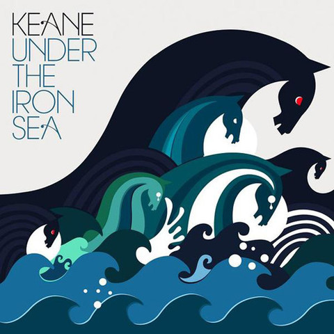 Keane: Under The Iron Sea by Sanna Annukka