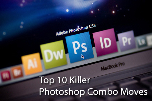 Top 10 Killer Photoshop Combos
