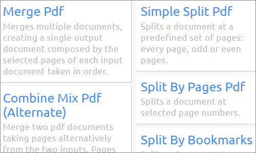 Sejda: Edit PDF files online (for free)