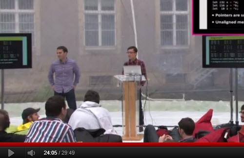 Michael Bebenita and Shu-yu Guo - Low Level JavaScript