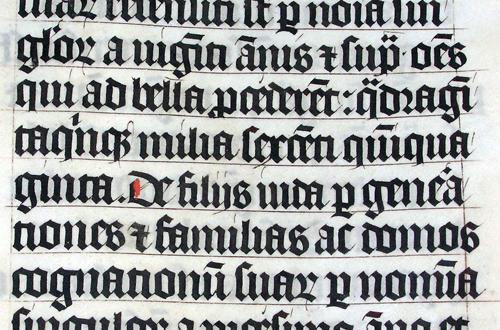 manuscript lettering
