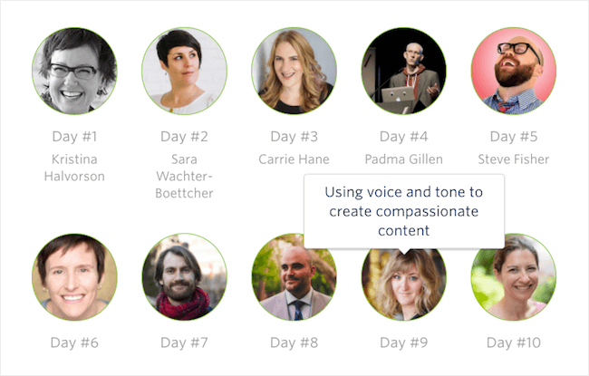 Content Strategy Advent Calendar